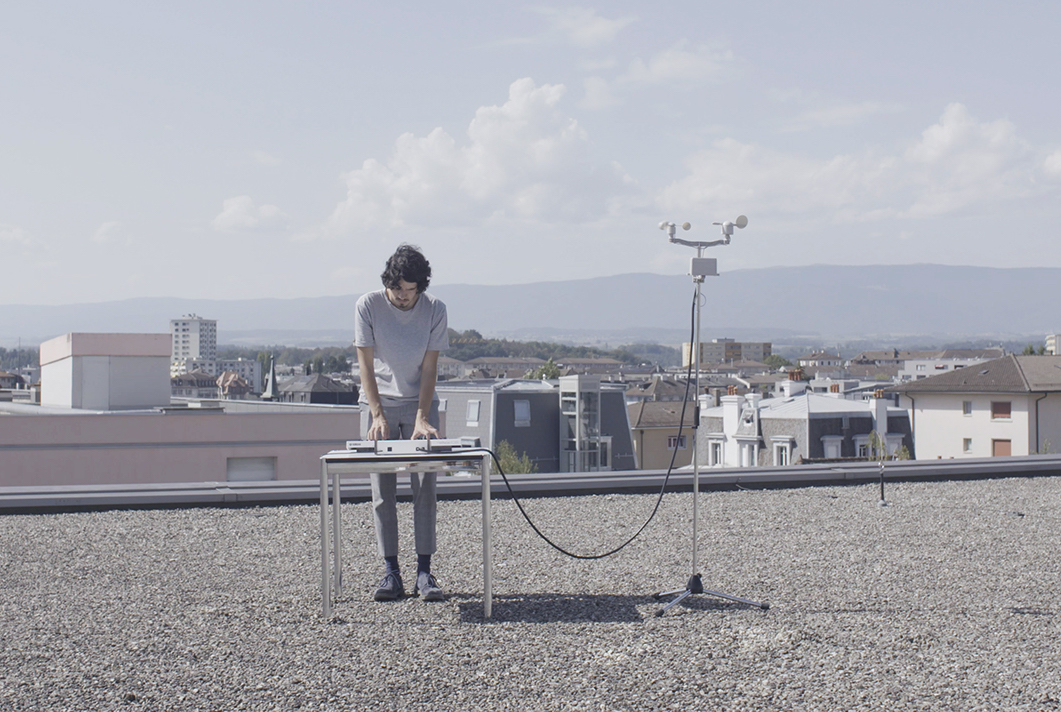 Adrien Kaeser: Weather Thingy